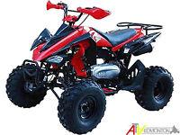 150cc QUAD Tao-Tao 4-stroke ATV,  New, on Super - SALE NOW!!