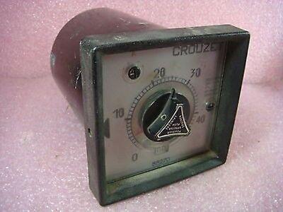 Crouzet 88270 Electro Mechanical Timer