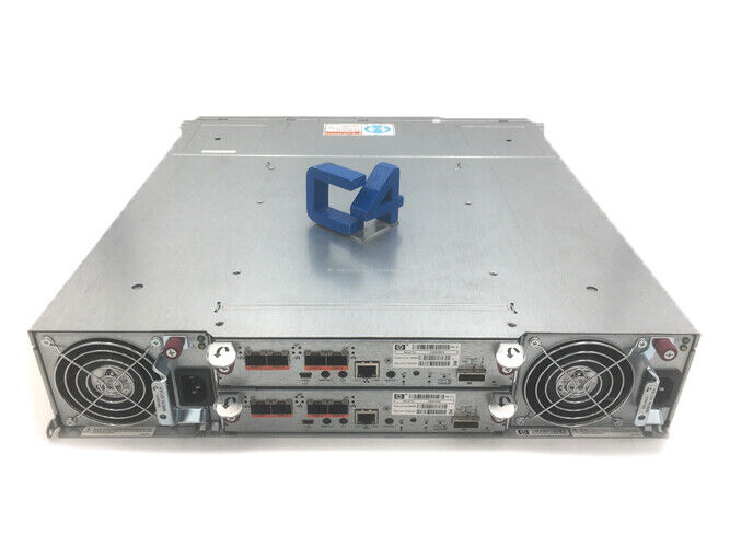 HP C8R15A MSA 2040 SAN Dual Controller SFF Storage