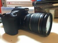 Canon 70D and Canon 17-55mm F2.8 IS USM lens