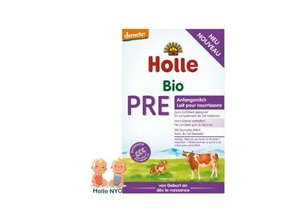 Holle Stage Pre Organic Infant Formula 400g Free Shipping