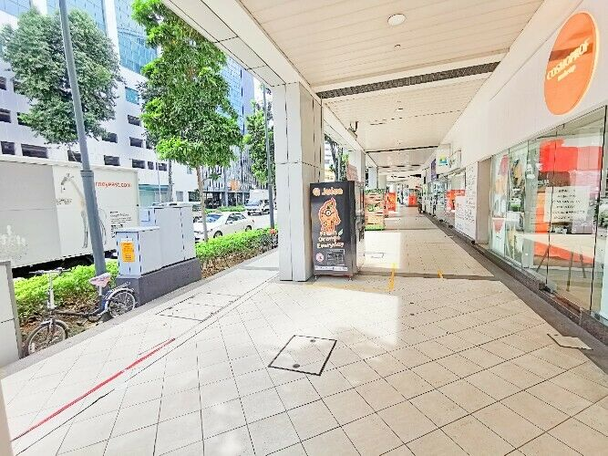 ⚡Ground Floor Heavy Traffic Road Frontage⚡Shop For Rent @Sunshine Plaza
