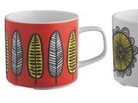 Habitat Freda mugs set of 8