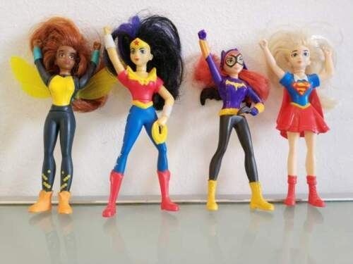 McDonald's Happy Meal - Girls Super Hero 2017