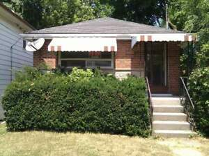 2/3 bedrooms house available May  walk to McMaster