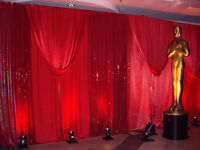 PIPE AND DRAPE RENTALS AT ULTIMATE PARTY SERVICES