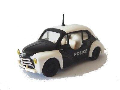 Renault 4CV Police ELIGOR