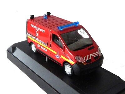 Renault Trafic Pompiers VEREM