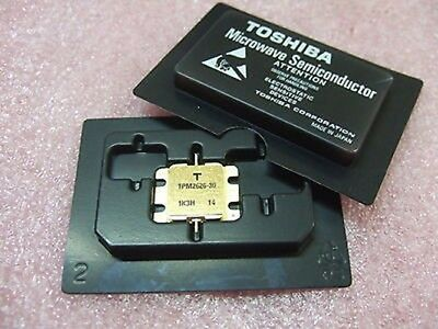Toshiba Tpm2626-30 Microwave Power Gaas Fet New In Box Made In Japan