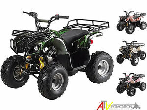 Brand New 110cc Tao Tao Kid's ATV with Remote on End Winter SALE