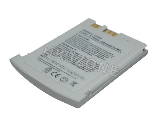 PDA Battery for 1X390 Dell Axim X5 Pocket PC *1440mAh*