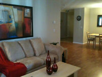 Fully Furnished Top Floor Condo - Utilities Included