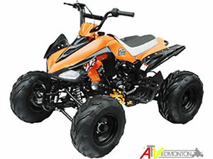 Kids ATV 125cc fully Auto + Reverse with a Remote on Super SALE!