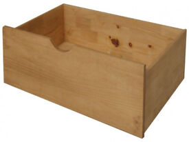 Pair of under bed storage drawers. Brand New in Box