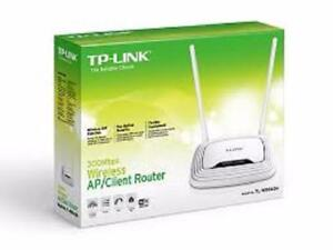 Weekly Promo! TP-Link TL-WR843N Wireless N AP/Client Router $39.99(was$59.99)