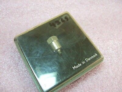 Bruel Kjaer Type 4369 Piezoelectric Accelerometer