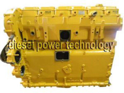 Caterpillar 3306pc Remanufactured Diesel Engine Extended Long Block