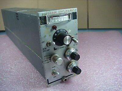 Unholtz Dickie D22 Series Charge Amplifier Model D22pmslo