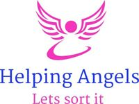 CLEANING HELPING ANGELS DE CLUTTER @ ORGANISE SERVICE