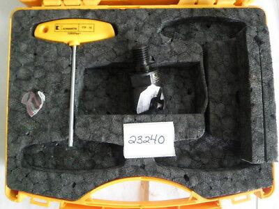 Kennametal 1-12 Ksom32r02m160f06 Threaded Shank Milling Cutter New