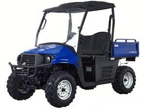 HISUN 400 UTV - IDEAL WORKHORSE FOR THE FARM OR BLOCK Wangara Wanneroo Area Preview