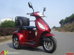 2016 Gio MS3 Electric Mobility Scooter 3-Wheeler - Fall Special!