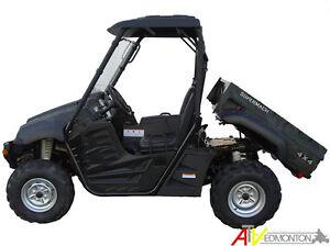 HiSUN 500cc, 700cc UTV - EFI 4x4 Fully Loaded on X-MAS Sale NOW! Edmonton Edmonton Area image 4