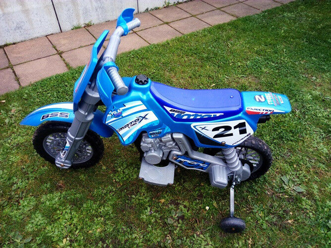 Febercross SXC 6V Ride-On Motorbike