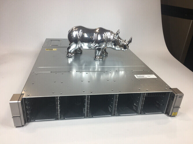 E7Y22A HP 3PAR 20000 12Gb SAS 24-disk 2U SFF Enclosure E7Y20A