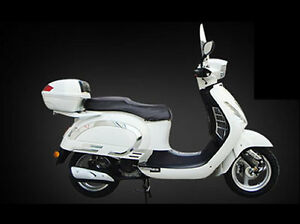 New SAGA Quest 49cc Gas Scooter/Moped on January SUPER SALE Now! Edmonton Edmonton Area image 15