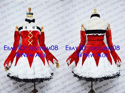 Hatsune Miku Cat Food Cosplay (Vocaloid Hatsune Miku Project Diva Cat Food Cosplay Costume Outfit Dress)