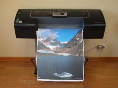 Hp Designjet Z2100 24 Wide Large Format Inkjet Photo Printer