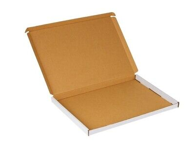 50 Large Letter Postal Mailing Post Shipping PIP Boxes 230mm x160mm x20mm