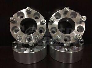 Set of 4 Wheel Spacers 2