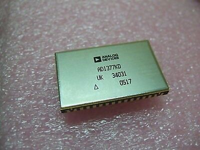Ad Analog Devices Analog To Digital Converter - Adc 16-bit 10us Adc Ad1377kd