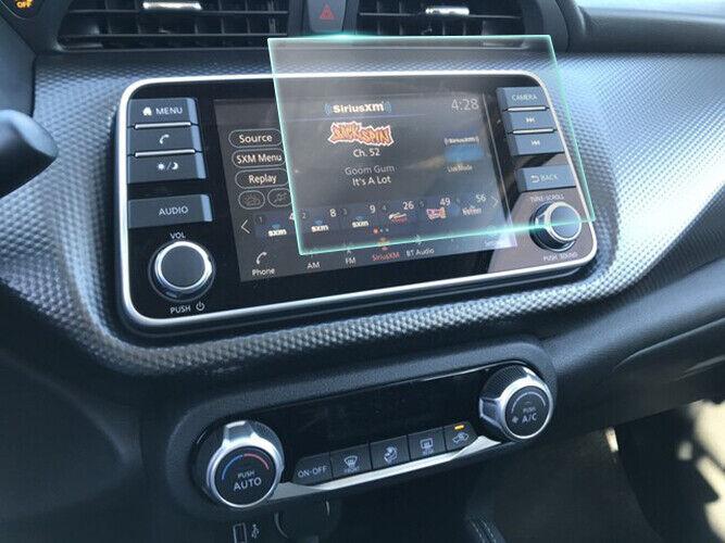 Crystal Clear Screen Protector for 2020 Nissan Kicks Vehicle Navigation