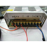 DC 12V 30A 360W Regulated DC Power Supply Transformer for LED Strip Light