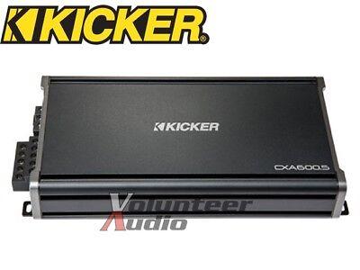 Kicker CXA600.5 Class D 5 Channel Amplifier 1200 Watt Max