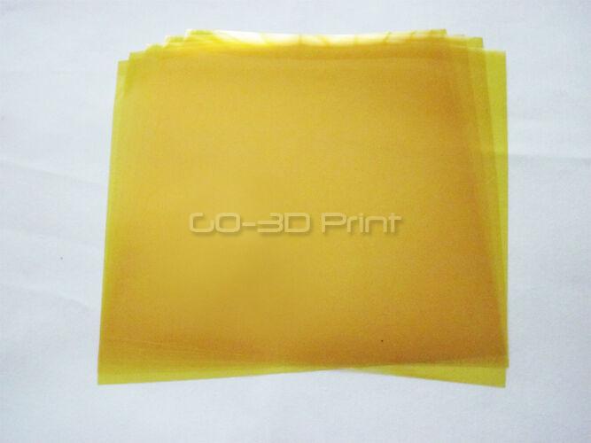 Kapton Heat Resistant Polyimide Tape 200mm x 200m Pre-cut (5