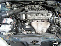 Honda Accord 1.8 Complete Engine & Gearbox (1999)