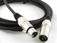 25 Feet XLR Cable just like new
