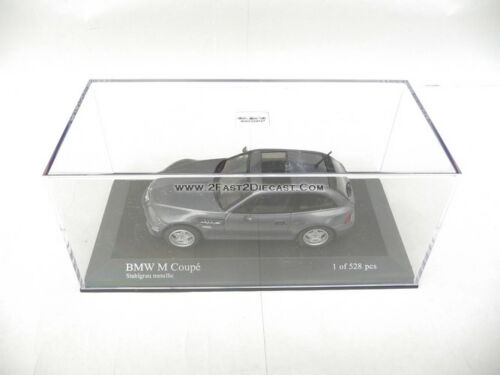 Minichamps 1:18 BMW M Coupe 2002 Metallic Grey 029064