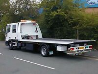 24/7 CHEAP CAR VAN RECOVERY BIKE DELIVERY VEHICLE TRANSPORTATION TOW TRUCK TOWING JUMP START