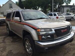2009 GMC Canyon SLE-1 Ext. Cab 4WD- 6 MONTHS WARRANTY !!