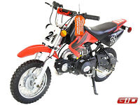 NEW -  50cc GIO Kid's Dirt Bikes 4-stroke on Super  Sale NOW!!!