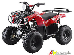 Brand New 110cc TaoTao Kid's QUAD/ATV with Remote on SALE!!! Edmonton Edmonton Area image 1