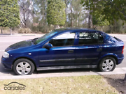 Holden Astra car with 8 months rego and LOW kms for sale! Chatswood West Willoughby Area Preview