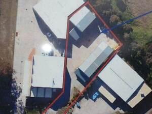 2x Warehouses on 1500sqm fenced and lockable block Thornton Maitland Area Preview