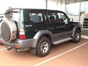 2010 Toyota LandCruiser Wagon Stirling Stirling Area Preview