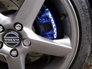 Volvo Brake Caliper Calliper Decals Stickers R S60 V70 V50 V40 S40 S60 S80 C30